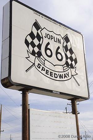 Joplin 66 Speedway Joplin Missouri 2002