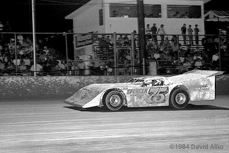 Mississippi-Alabama Speedway Whynot Mississippi 1984