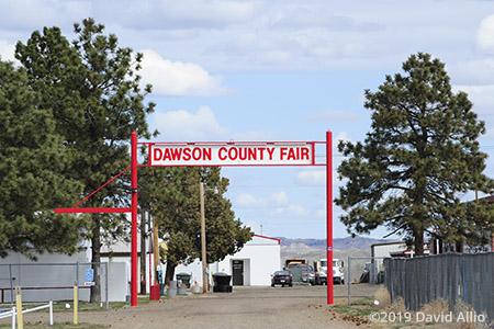 Dawson County Fair Glendive Montana 2019
