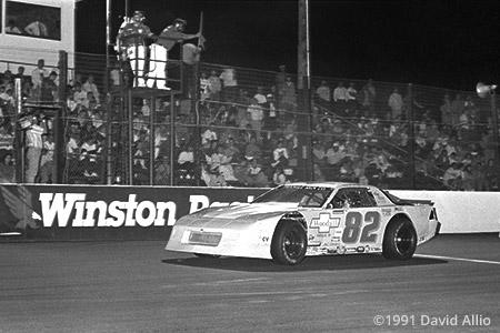 Ace Speedway Altamahaw North Carolina 1991