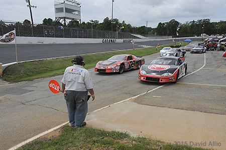 Caraway Speedway Sophia North Carolina 2015