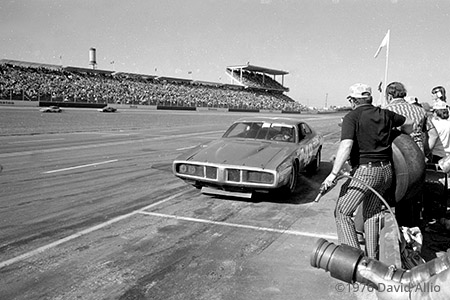 Charlotte Motor Speedway Harrisburg North Carolina 1976