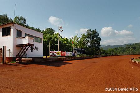 Cherokee Raceway Whittier North Carolina 2004