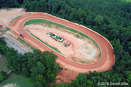 East Lincoln Speedway Stanley North Carolina 2018
