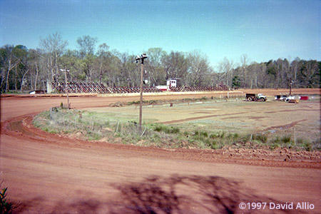 Harris Speedway Harris North Carolina 1997