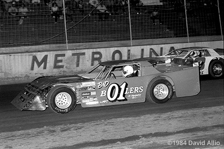 Metrolina Speedway Charlotte North Carolina 1984