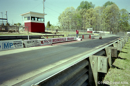 Mooresville Dragway Mooresville North Carolina 1997