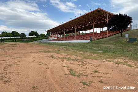 State Fair Speedway North Carolina State Fairgrounds Raleigh North Carolina dirt ovals 2021