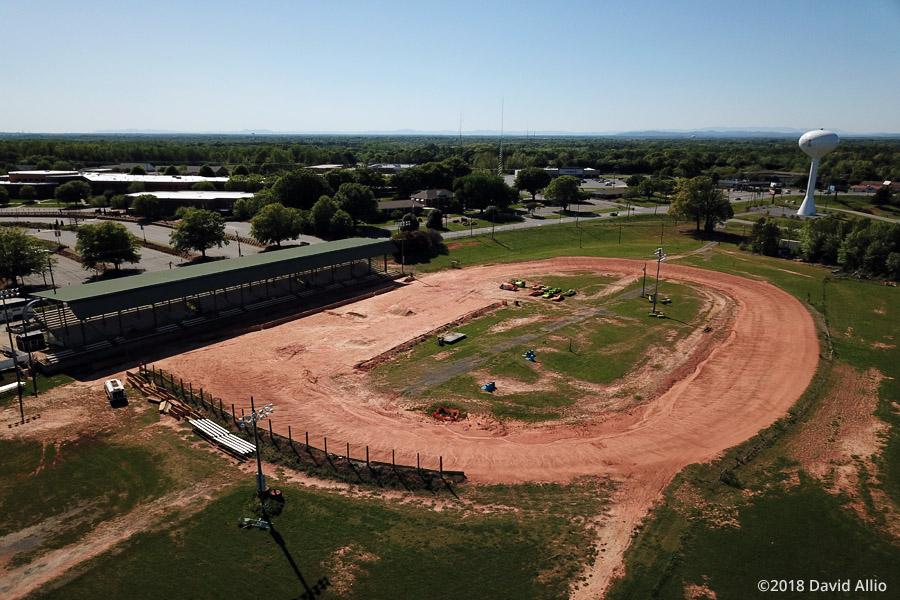 Shelby Fairgrounds Speedway Shelby North Carolina 2018