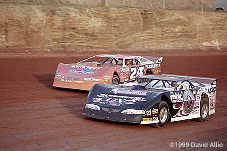 Thunder Valley Speedway Lawndale North Carolina 1997
