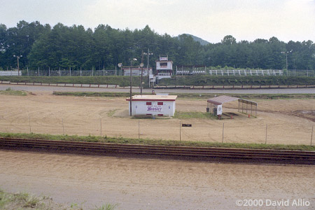 Tri-County Speedway Brasstown North Carolina 2000