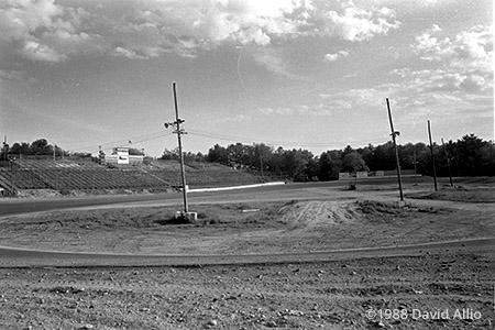 Hudson Speedway Hudson New Hampshire 1988