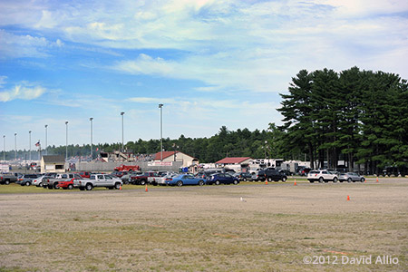 New England Dragway Epping New Hampshire 2012