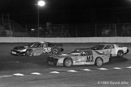 Star Speedway Epping New Hampshire 1989