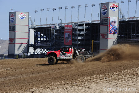The Offroad Track at Las Vegas Motor Speedway Las Vegas Nevada 2010