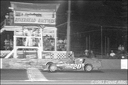 Riverhead Raceway Riverhead Long Island New York 1983