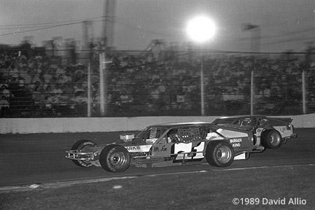 Shangri-La Speedway Owego New York 1989