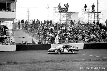 Columbus Motor Speedway Columbus Ohio 1995