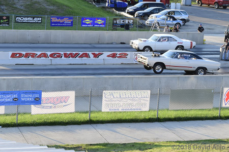 Dragway 42 West Salem Ohio 2018