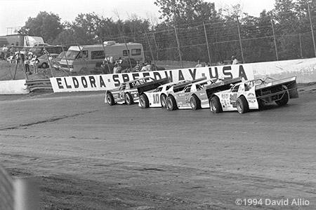 Eldora Speedway Rossburg Ohio 1994