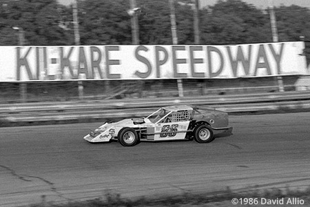 Kil-Kare Speedway Trebien Ohio 1986