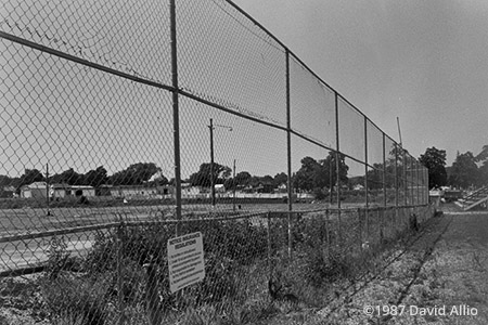 Lancaster Motor Speedway Lancaster Ohio 1987