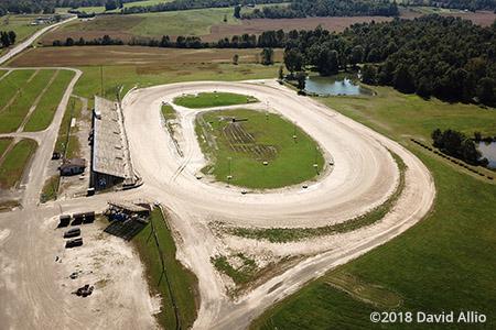 Muskingum County Speedway Dresden Ohio 2018