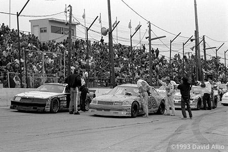 Toledo Speedway Toledo Ohio 1993