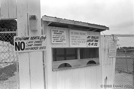 Lincoln Speedway New Oxford Pennsylvania 1988