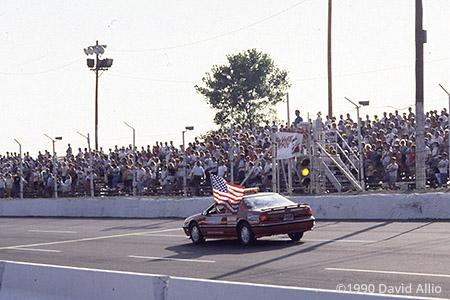 Motordrome Speedway Smithton Pennsylvania 1990