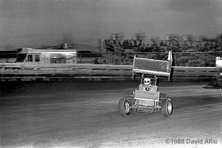 Susquhanna Speedway Newberrytown Pennsylvania 1988