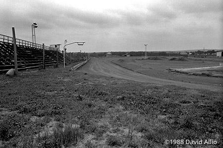 Trailways Speedway McSherrytown Pennsylvania 1988