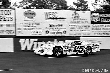 Anderson Motor Speedway Anderson South Carolina 1987