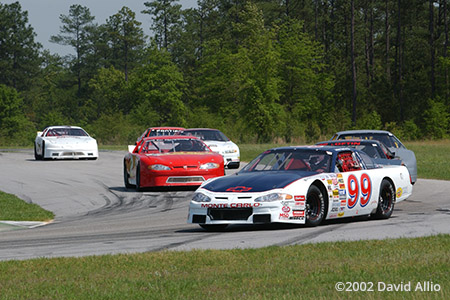 Carolina Motorsports Park Kershaw South Carolina 2002