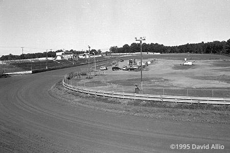Cherokee Speedway Gaffney South Carolina 1995