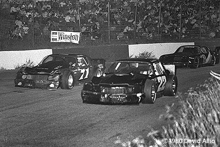 Greenville Pickens Speedway Greenville South Carolina 1980