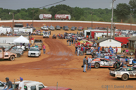 Laurens County Speedway Laurens South Carolina 2011