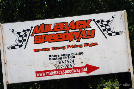 Mileback Speedway Gray Court South Carolina 2016