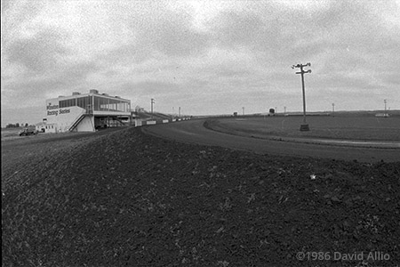 Park Jefferson Speedway North Sioux City South Dakota 1986