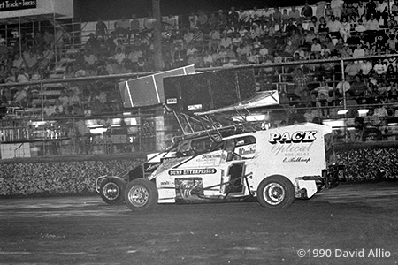 Cowtown Speedway Kennedale Texas 1990