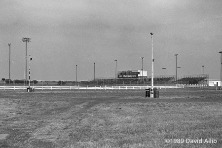 North Texas Speedway Royce City Texas 1989