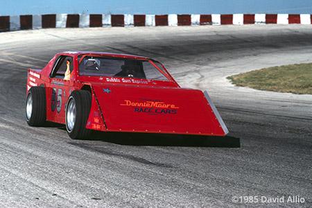 San Antonio Raceway San Antonio Texas 1985