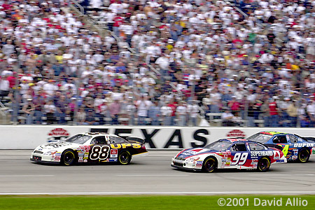 Texas Motor Speedway Fort Worth Texas 2001