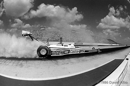 Texas Motorplex Ennis Texas 1986