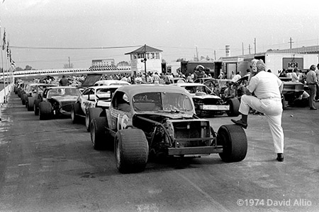 Martinsville Speedway Martinsville Virginia 1974