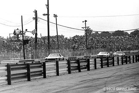 Richmond Fairgrounds Raceway Richmond Virginia short track paved oval 1978