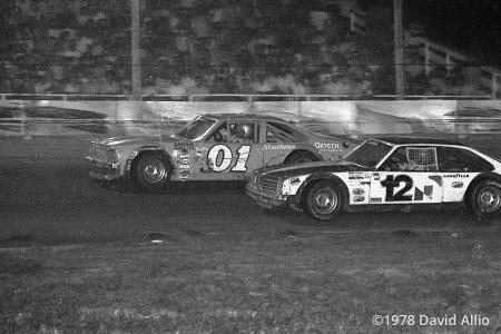 Southside Speedway Richmond Virginia 1978