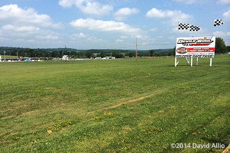 Devils Bowl Speedway Fair Haven Vermont 2014