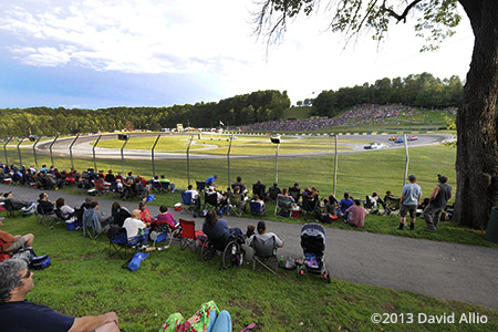 Thunder Road Speedbowl Barre Vermont 2013
