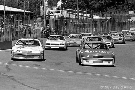 Evergreen Speedway Monroe Washington 1987